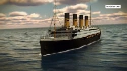 Would you board a modern-day version of the Titanic?