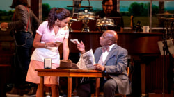 Watch Al Roker make his Broadway debut in 'Waitress'