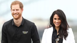Duke and Duchess of Sussex attend Invictus Games kickoff