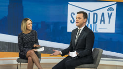 Which actors do Willie Geist and Dylan Dreyer want to narrate their inner thoughts?