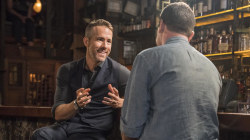 Ryan Reynolds' father used to make wine … in a garbage can!