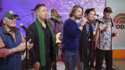 The Beach Boys and Hanson perform 'Finally, It's Christmas' on TODAY