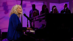 Carole King performs reworked version of 'One' on TODAY