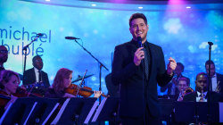 Michael Buble performs 'When I Fall in Love' on TODAY