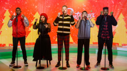 See Pentatonix perform 'Sweater Weather' on TODAY