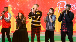 Pentatonix performs 'It's Beginning to Look a Lot Like Christmas' on TODAY