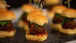 How to make yummy meatless sliders, vegan pizza and more