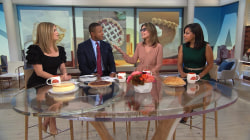 Does cheesecake count as pie? TODAY anchors duke it out