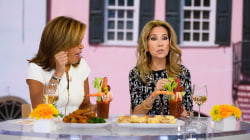 Kathie Lee and Hoda are headed to Charleston Wine and Food festival