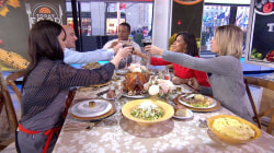 Last-minute Thanksgiving side dishes: Stuffing, Brussels sprouts salad