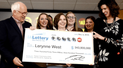Powerball winner in Iowa shares how she almost lost golden ticket