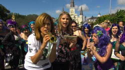 Hoda puts her New Orleans knowledge to the test!