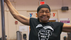 Meet the weightlifting grandmother defying her age