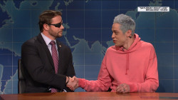 Pete Davidson apologizes to Dan Crenshaw on 'SNL'