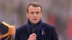 Macron rebukes nationalism after Trump's visit
