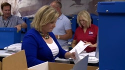 Florida recount underway in governor and Senate races