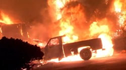 Death toll rises as blazes rage in California