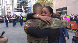 US Army sergeant serving overseas surprises family on TODAY