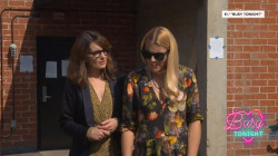 Tina Fey teaches Busy Philipps how to be a boss