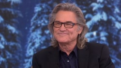 Kurt Russell on playing Santa in 'The Christmas Chronicles'