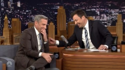 Steve Carell talks about finally meeting Kelly Clarkson