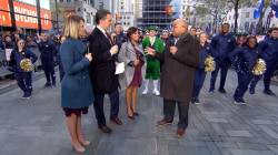 Mike Tirico talks Syracuse vs. Notre Dame football matchup