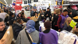 Black Friday frenzy: New records set for holiday spending