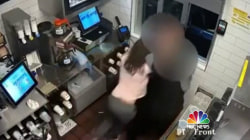 Woman attacks fast-food manager over ketchup