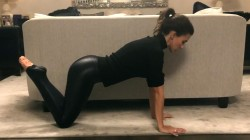 Hilaria Baldwin shares 1 simple exercise to strengthen your arms