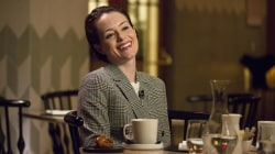 Claire Foy on the real-life royal family's reaction to 'The Crown'