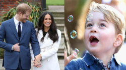 Royal family photographer shares favorite pictures of Prince Harry, Prince George and others