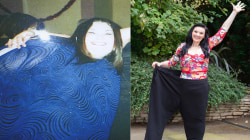 How this woman lost 245 pounds in 5 years