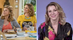 'Fuller House' star Jodie Sweetin on what kind of mom Stephanie will be