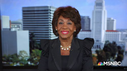 Rep. Maxine Waters: President in my estimation has done everything possible be eligible for impeachment