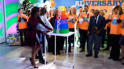 Al Roker's son and wife surprise him on 40th anniversary at NBC