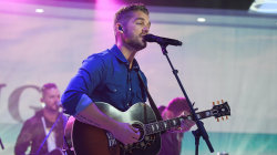 Watch Brett Young sing 'Here Tonight' live on TODAY