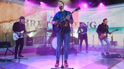 Watch Brett Young perform 'Ticket to LA' live on TODAY