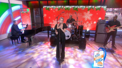 LeAnn Rimes performs 'You and Me and Christmas' live on TODAY
