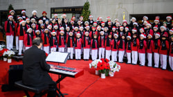 Watch Philadelphia Boys Choir and Chorale perform 'Silent Night'