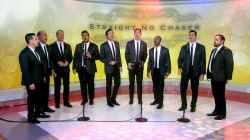Straight No Chaser performs 'Lean on Me' on TODAY