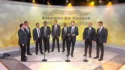 See Straight No Chaser perform 'Auld Lang Syne' on TODAY