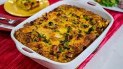 Holiday leftover recipes: Siri Daly's breakfast casserole, turkey enchiladas