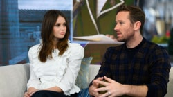 Felicity Jones and Armie Hammer talk new Ruth Bader Ginsburg film