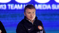 US Olympic Committee fires Alan Ashley over silence in Larry Nassar case