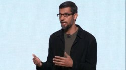 Google CEO Sundar Pichai to testify before House Judiciary Committee