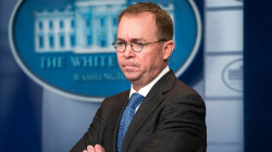 Acting chief of staff under fire for previous comments on Trump