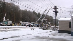 Thousands in South without power after massive storm