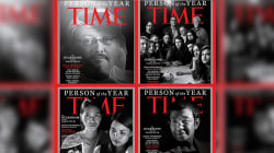TIME's Person of the Year 2018: The Guardians