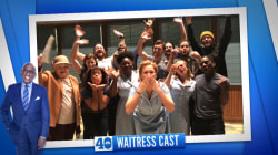 Pierce Brosnan, 'Waitress' cast and others congratulate Al on 40 years at NBC