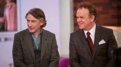 Steve Coogan and John C. Reilly talk new film 'Stan & Ollie'